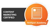 HubSpot Content Marketing Certified - Market Veep