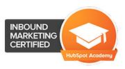 HubSpot Inbound Marketing Certified - Market Veep