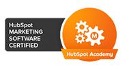 HubSpot Marketing Software Certified - Market Veep