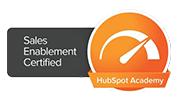 HubSpot Sales Enablement Certified - Market Veep