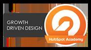 Hubspot Growth Driven Design Certification