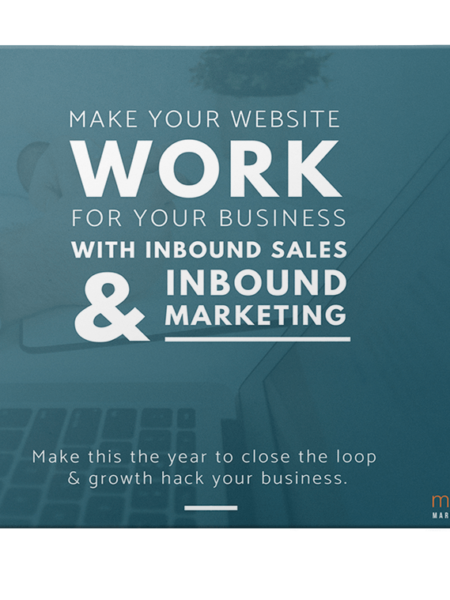 Make your website for your business with inbound sales and inbound marketing