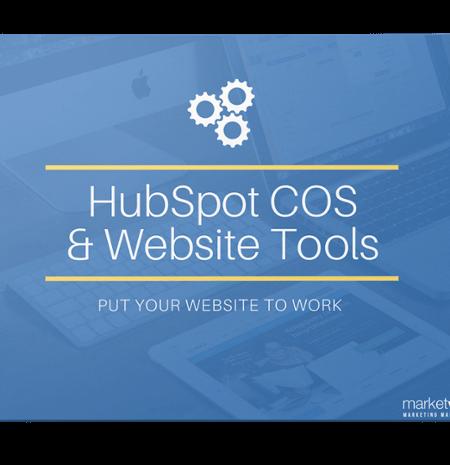 HubSpot COS & Website Tools
